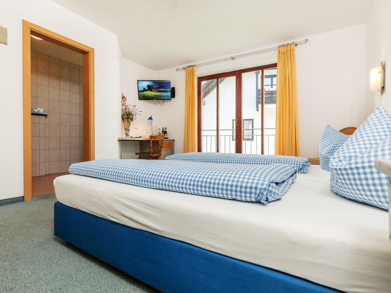 Double room Hotel zum Forst