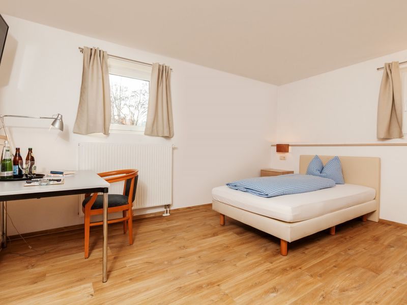Single room Hotel zum Forst